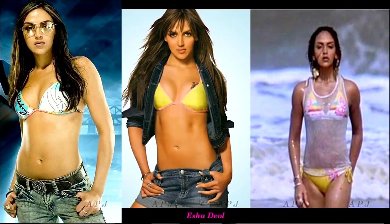 Esha Deol Bollywood Actress Hot Bikini Pics 10