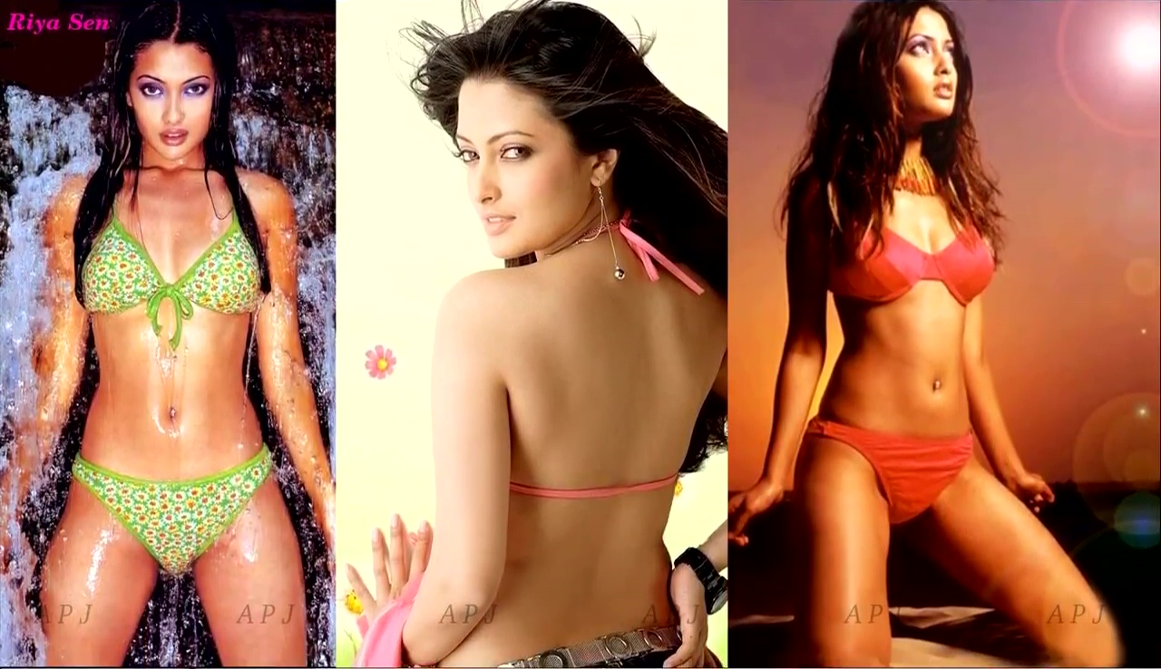 Riya sen Bollywood Actress Hot Bikini Pic 35