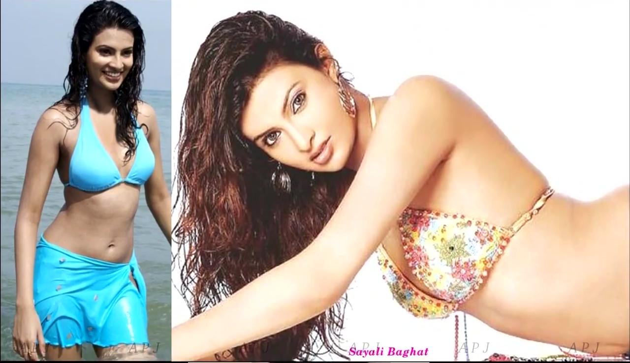 Sayali baghat Bollywood Actress Hot Bikini Pic 36