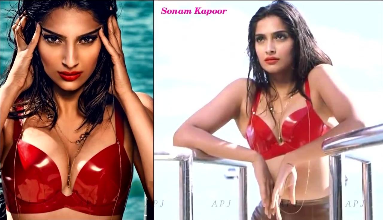 Sonal kapoor Bollywood Actress Hot Bikini Pic 47