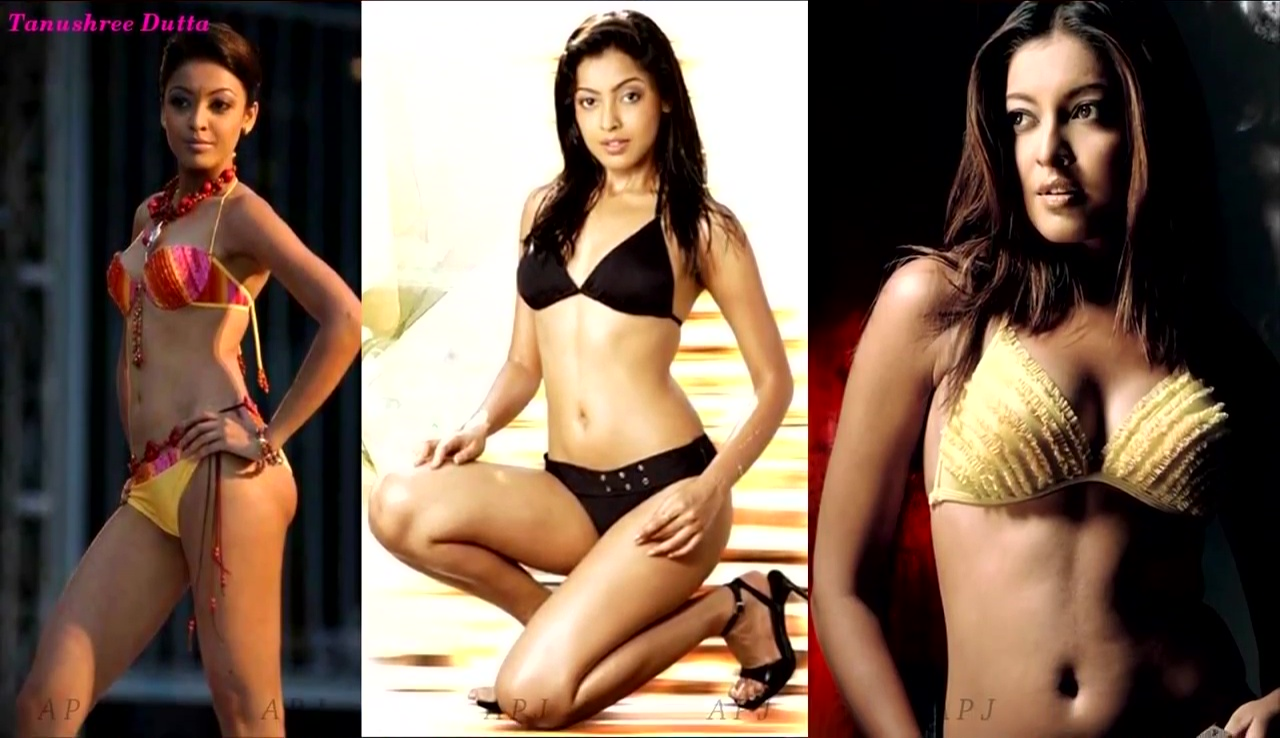 Tanushree dutta Bollywood Actress Hot two piece Pic 48
