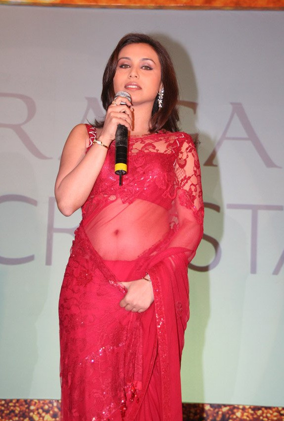 Rani Mukherjee_013_BWEvent TSaree