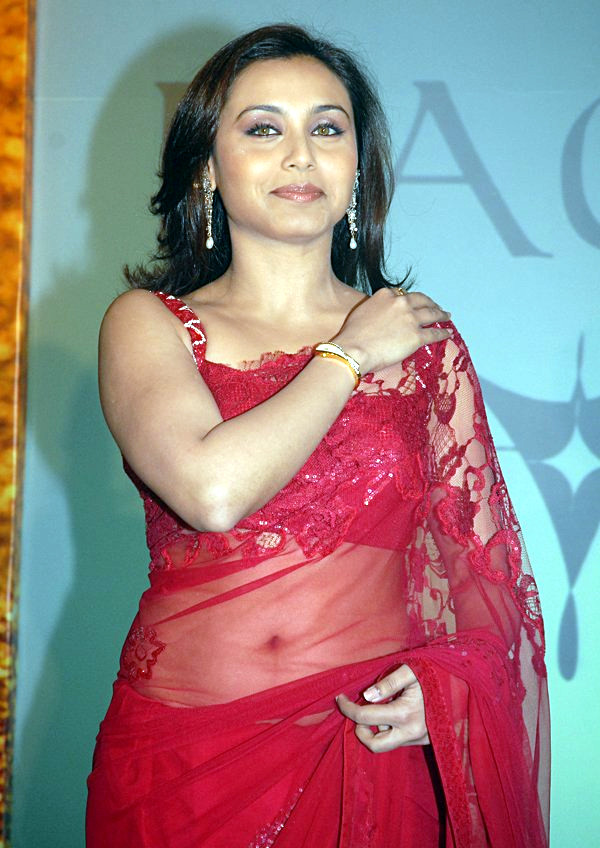 Rani Mukherjee_015_BWEvent TSaree
