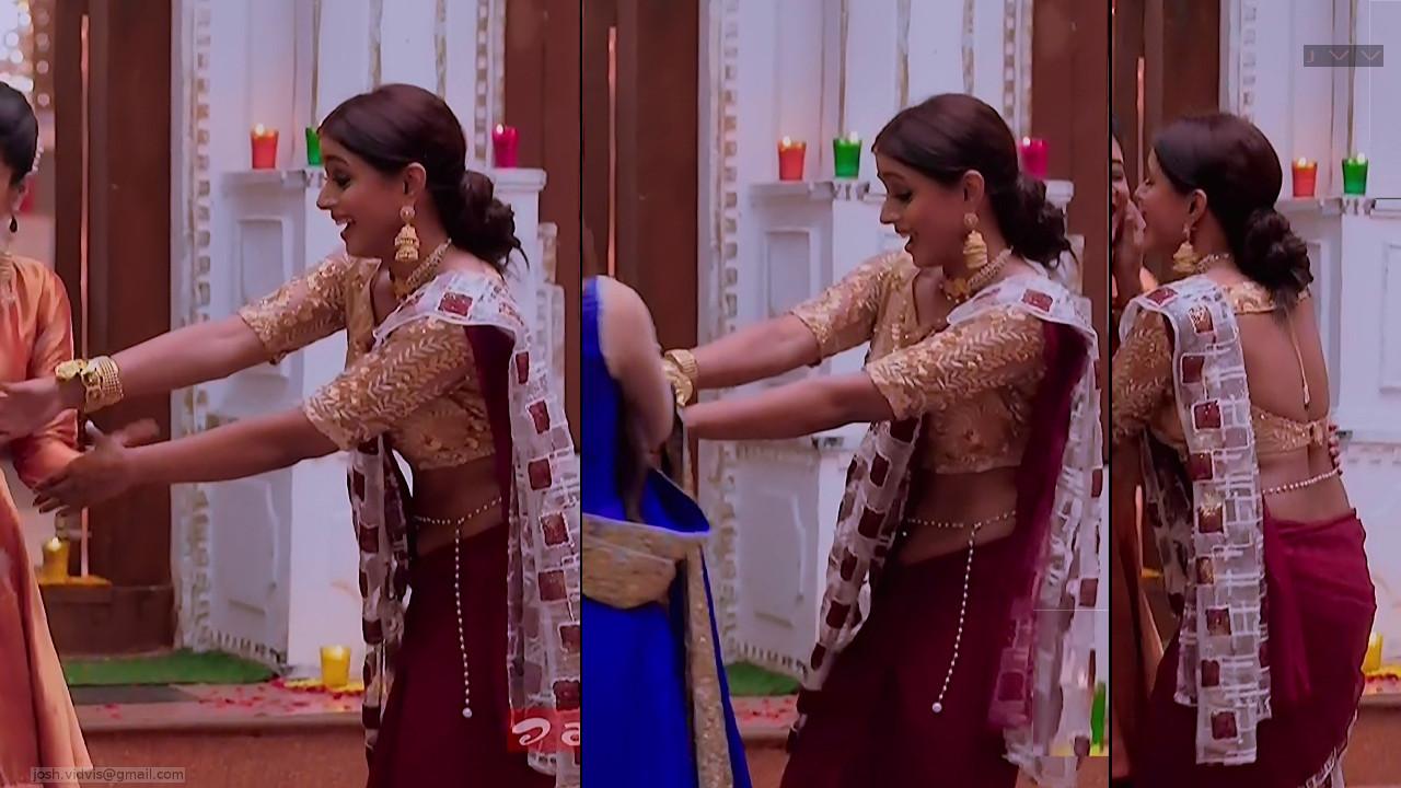 Parul Chauhan_YRKKH_05_Hot Saree Pics