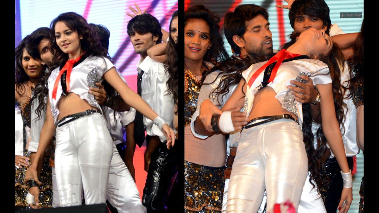 Shanvi Srivastava_005_Dance Performance