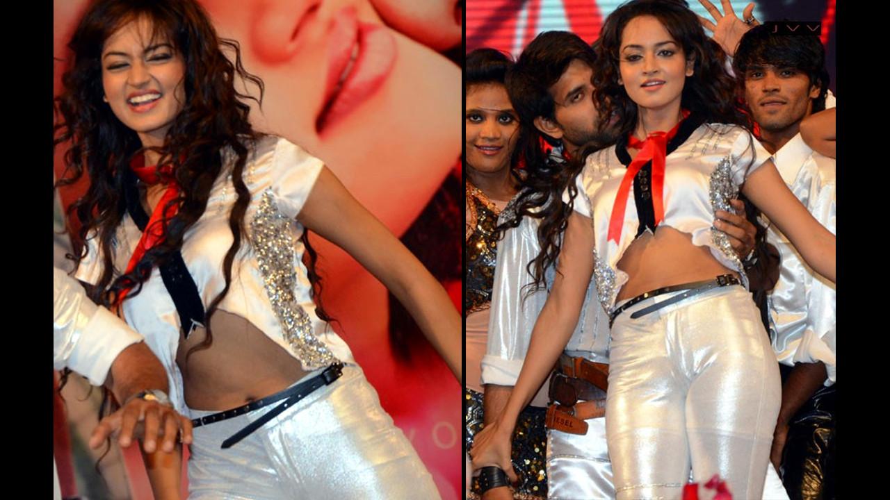 Shanvi Srivastava_008_Dance Performance