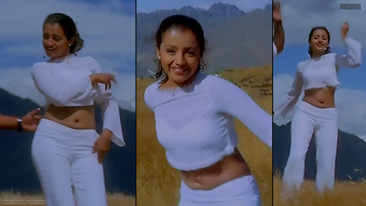 Trisha_Hot Song 1_001