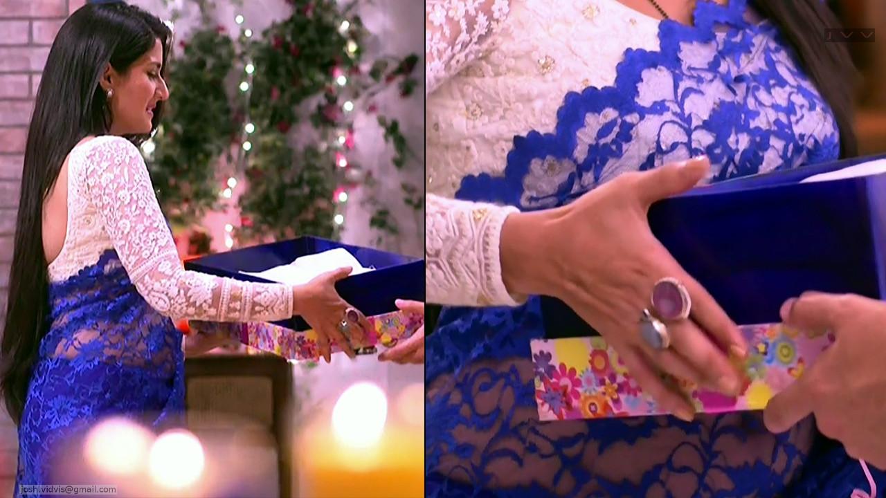 Aditi Rathore_Hindi TV Actress_07_Hot Saree navel