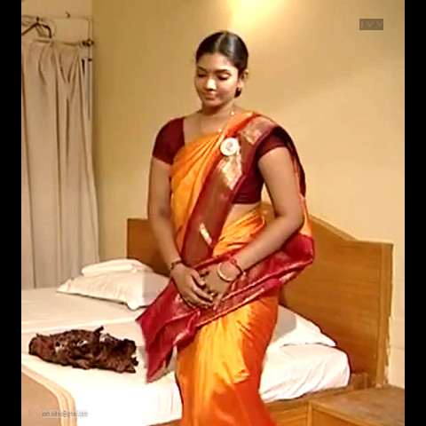 Krithika_Tami TV _03_hot saree navel caps