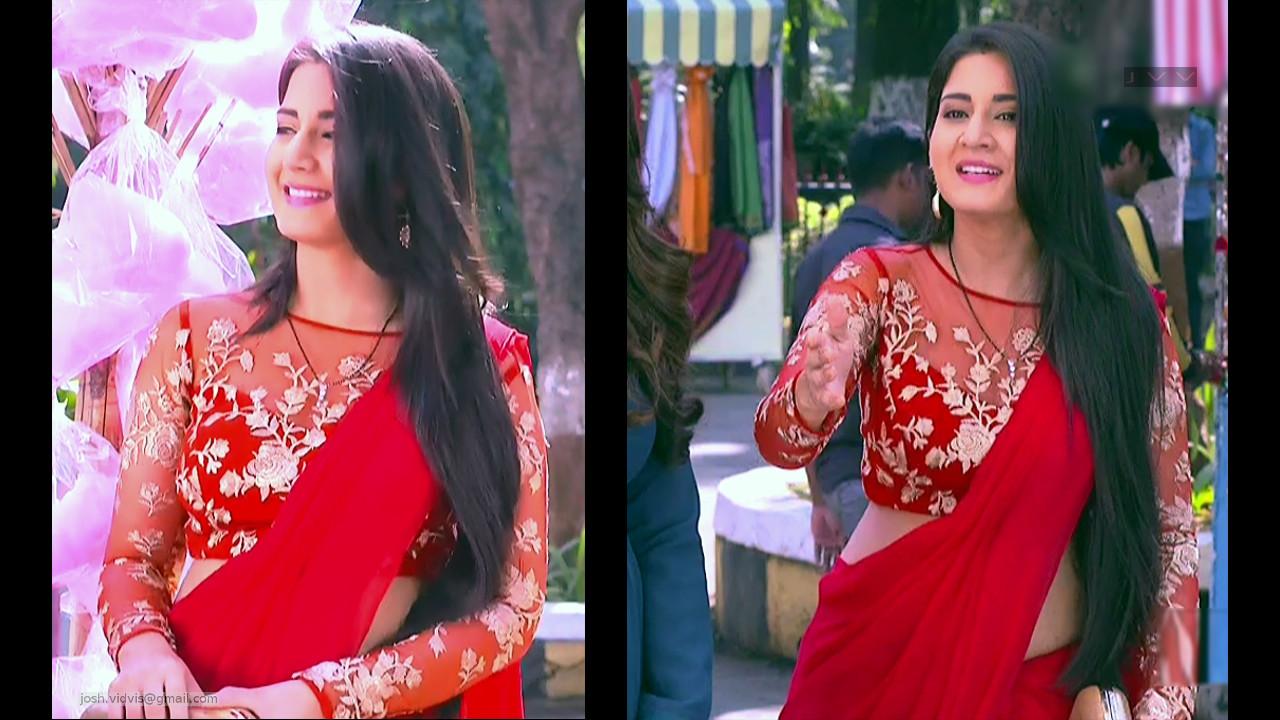 Aditi Rathore_Hindi TV Actress_02_Sari pics