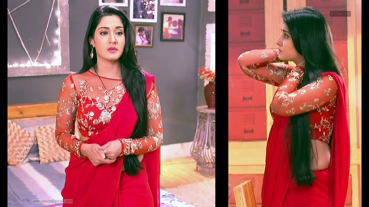 Aditi Rathore_Hindi TV Actress_04_Sari pics