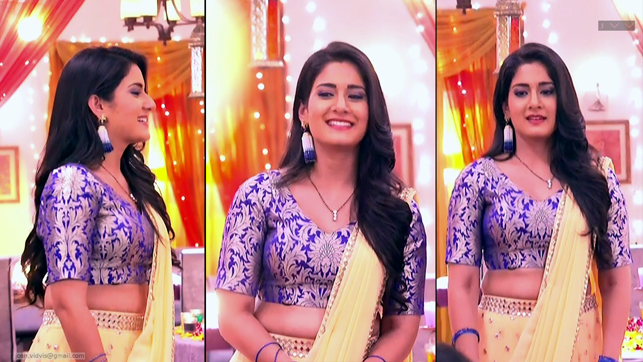 Aditi Rathore_Hindi TV Actress_06_Sari pics