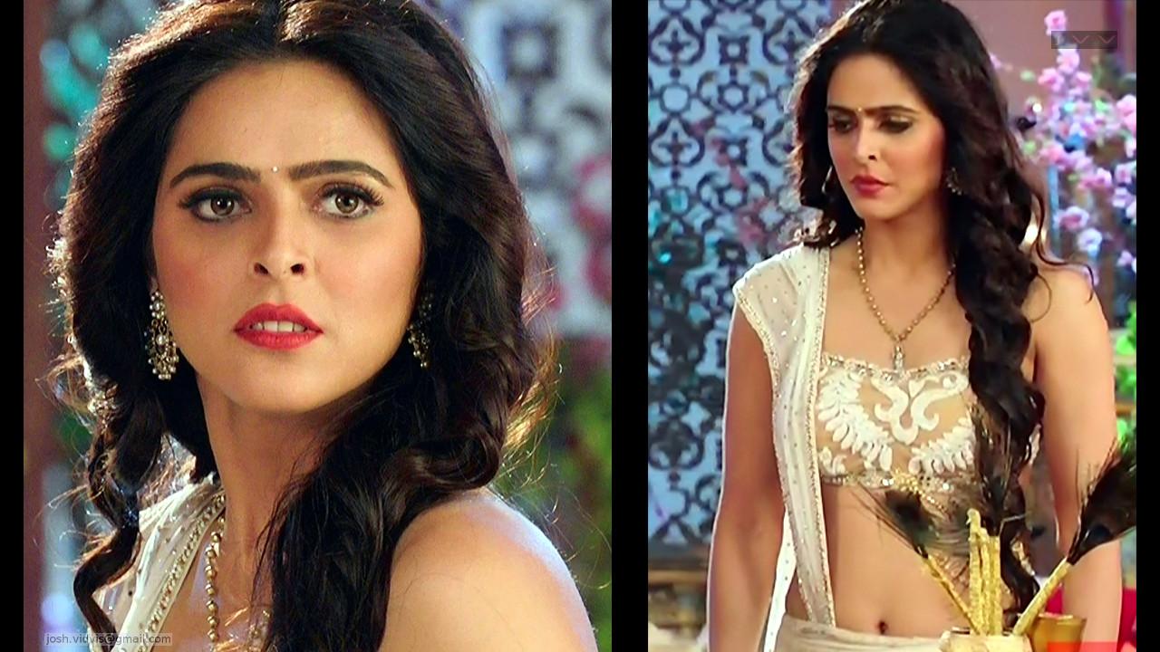 Madhurima Tuli_Hindi TV actress_03_Hot navel image