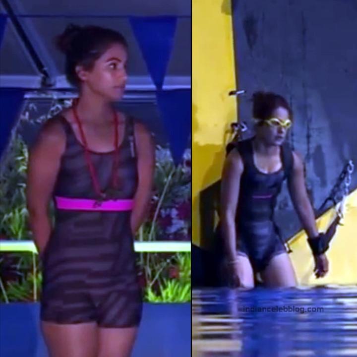 Hina Khan_Hindi TV Actress_Reality Khatron_1_Hot pics