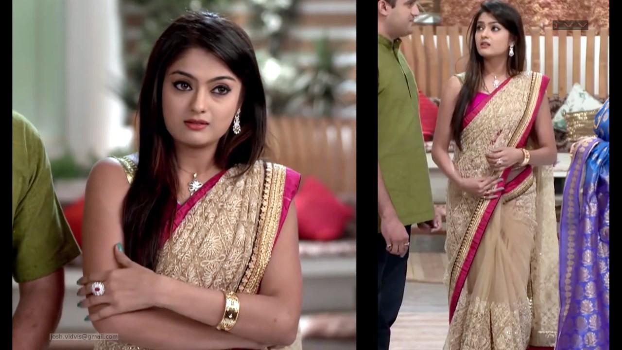Rashmi Gupta_Hindi TV Actress_01_Saree