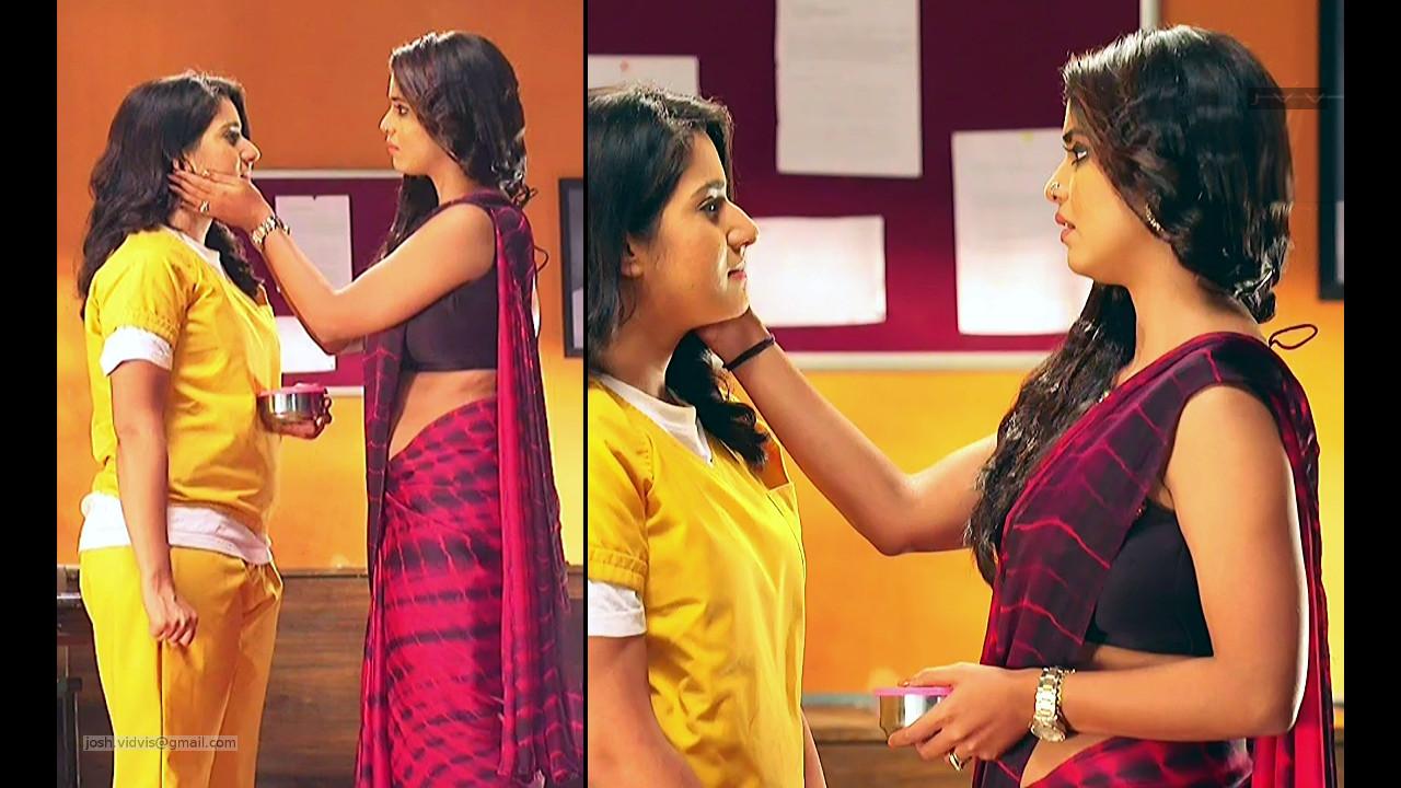 Sayantani Ghosh_Hindi TV Actress_04_Hot Saree Pics