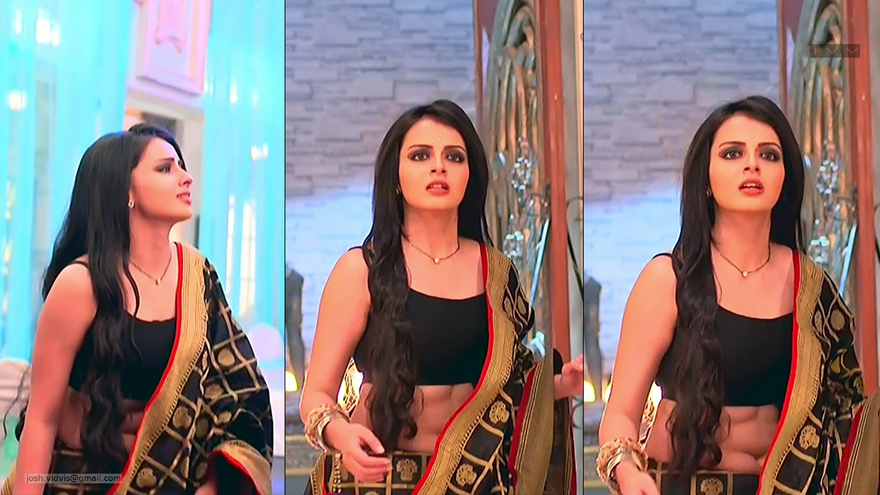 Shrenu Parikh_Hindi TV Actress_06_Saree Pics