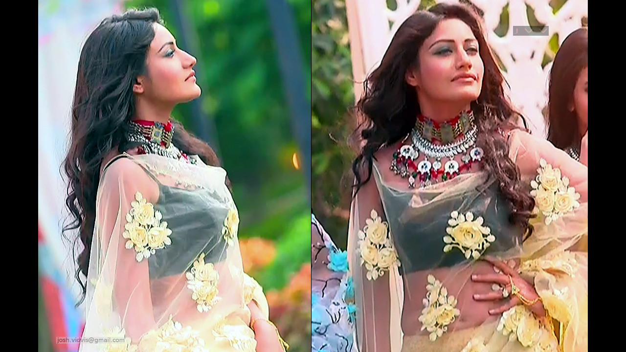 Surbhi Chandna_Hindi TV Actress-IB S1_03_Lehenga Choli Pics