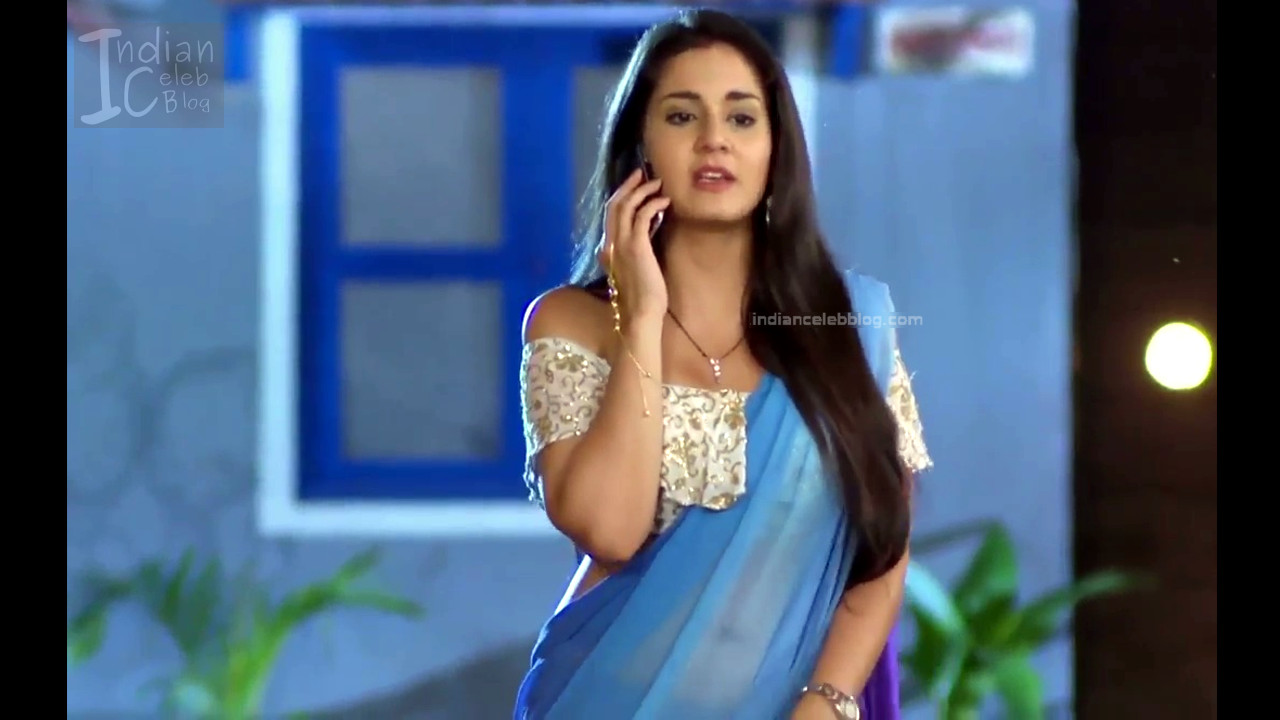 Aditi Rathore_Naamkarann Hot Saree Pics S4_12