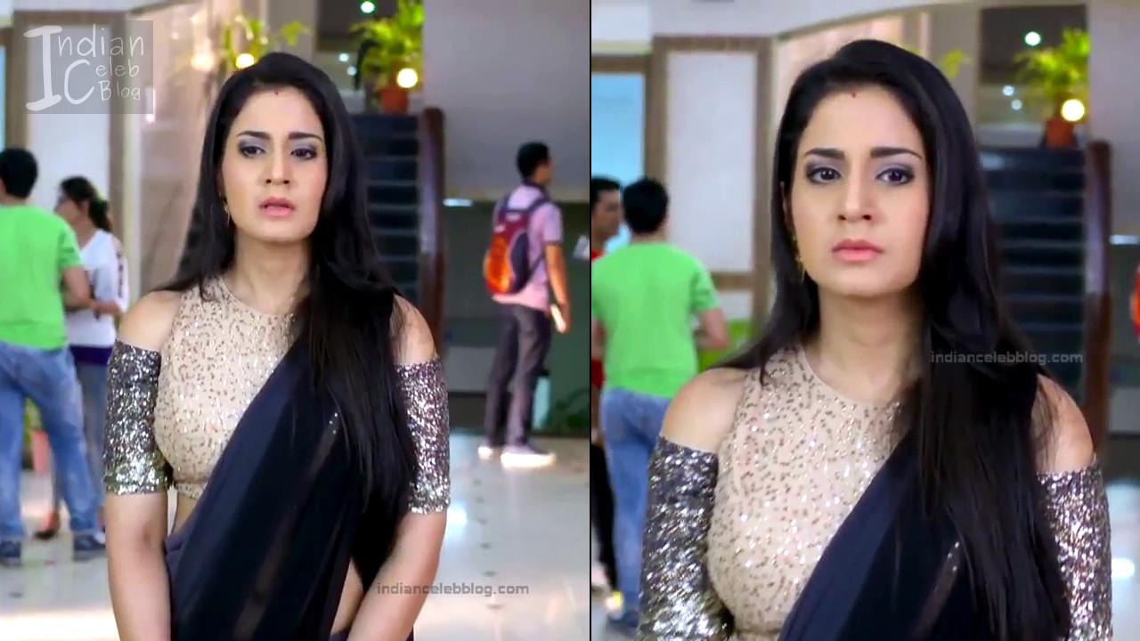 Aditi Rathore_Naamkarann Hot Saree Pics S4_7