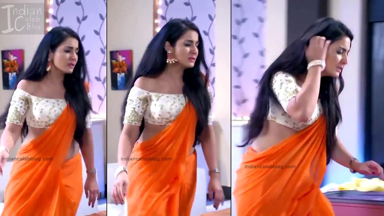 Aditi Rathore_Naamkarann Hot Saree Pics S4_8