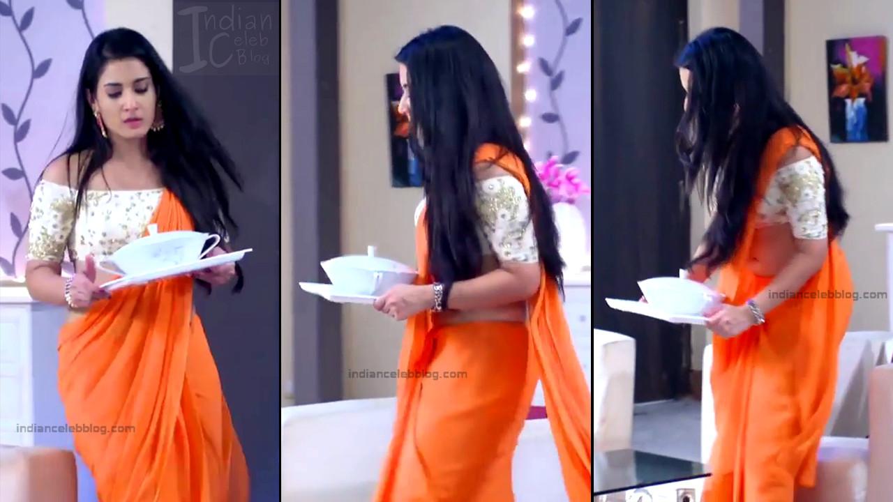 Aditi Rathore_Naamkarann Hot Saree Pics S4_9
