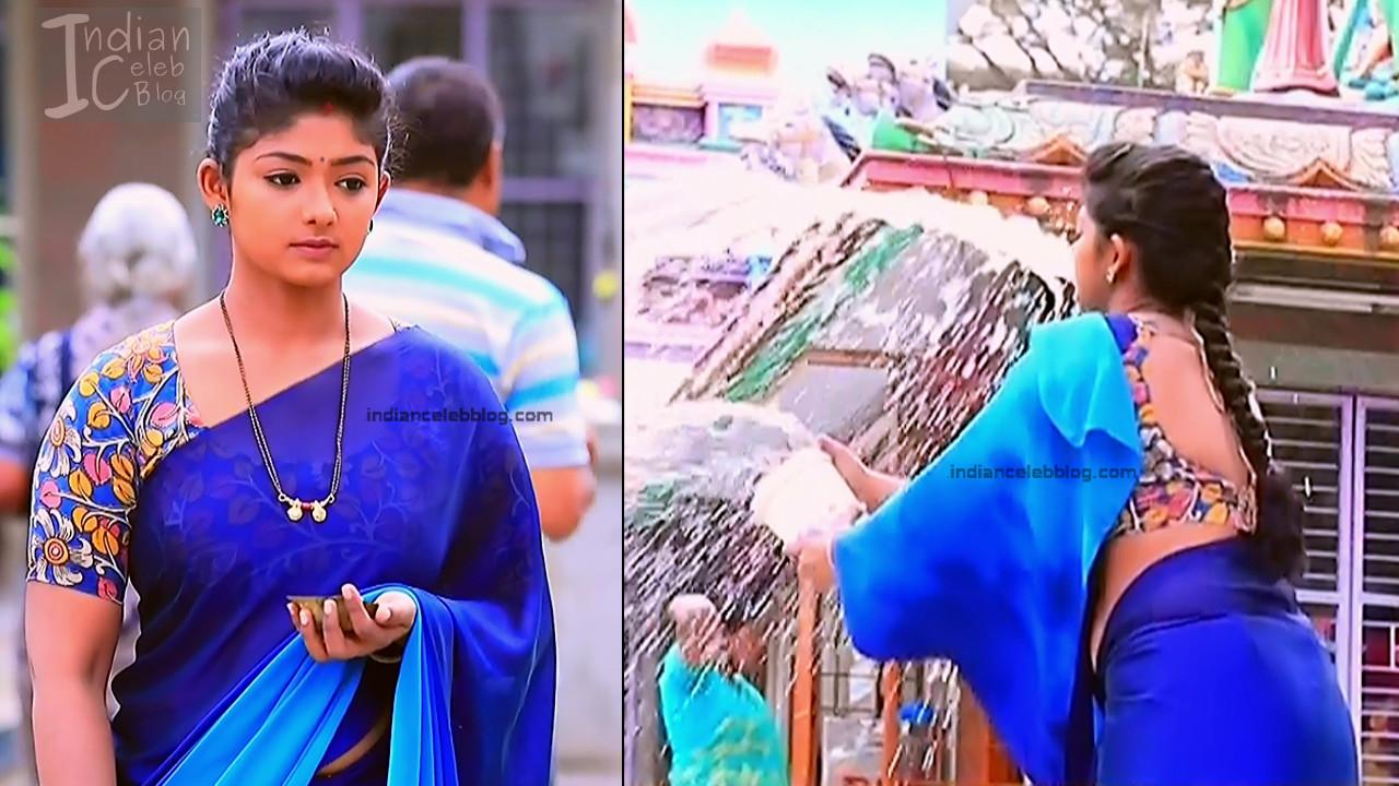 Bhoomi Shetty_Kannada TV_10_Hot serial saree caps
