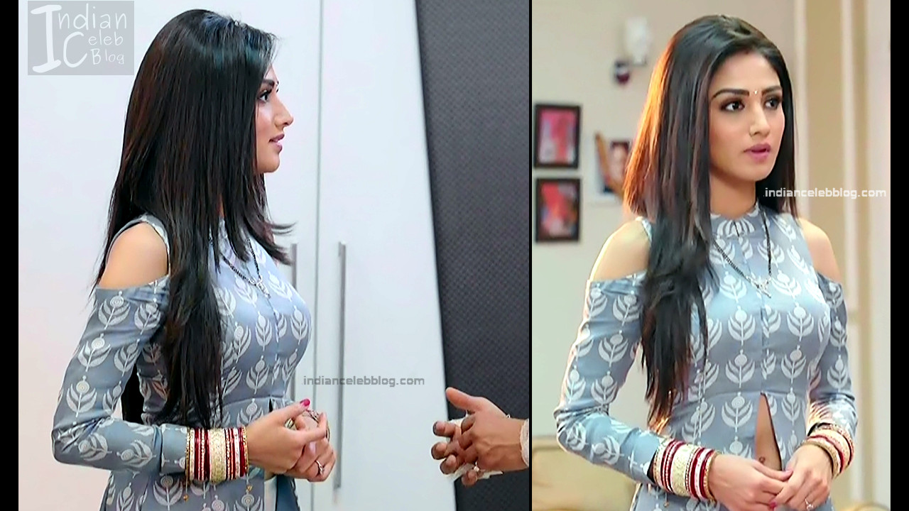 Donal Bisht_Hindi TV Actress EkDT S1_14_Hot navel show pics