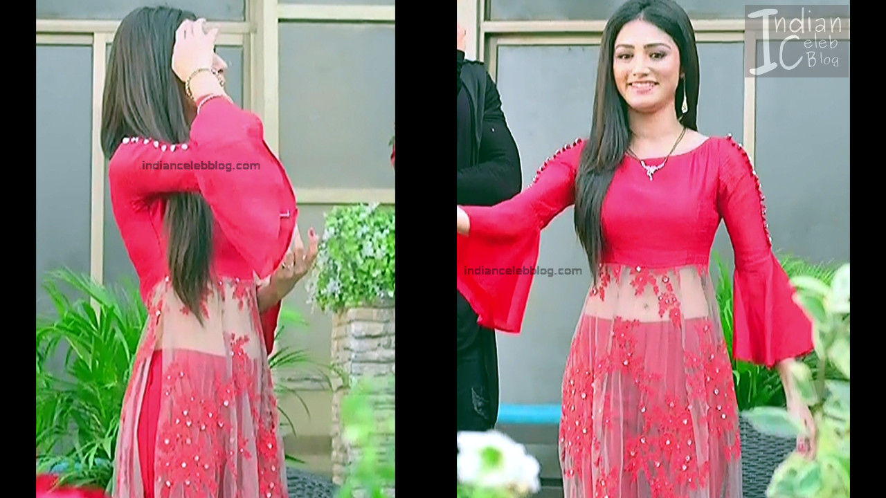 Donal Bisht_Hindi TV Actress EkDT S1_3_Hot navel show pics