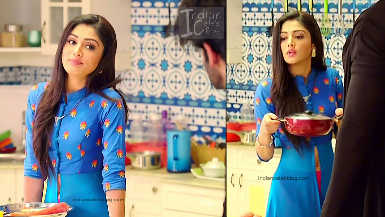 Donal Bisht_Hindi TV Actress EkDT S1_6_Hot navel show pics