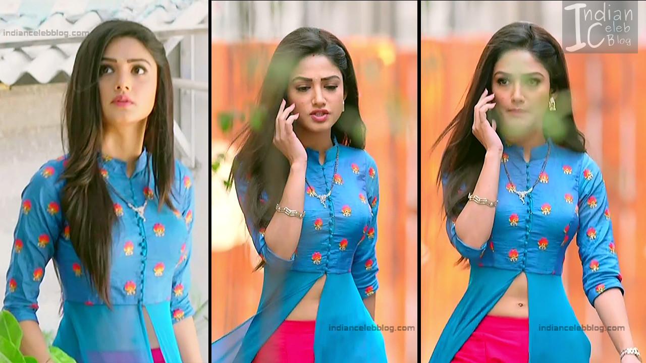 Donal Bisht_Hindi TV Actress EkDT S1_9_Hot navel show pics