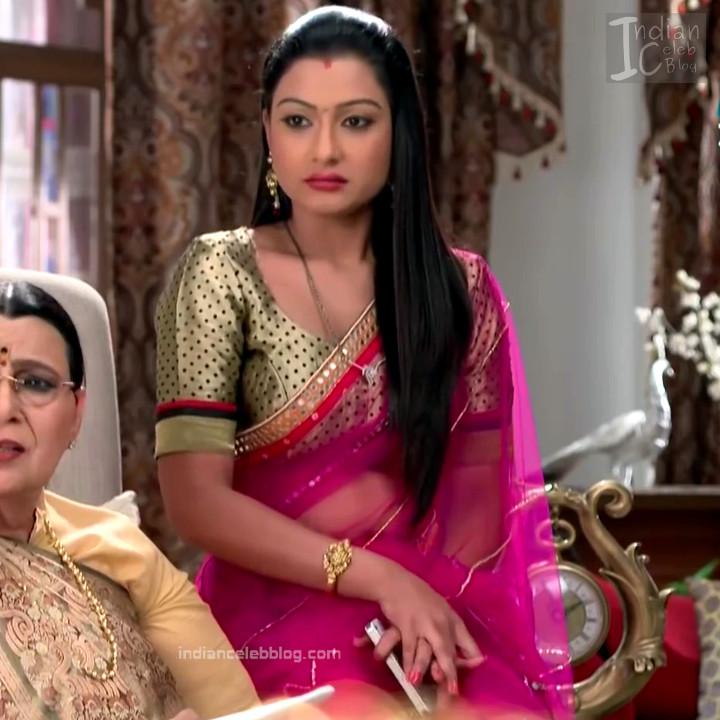 Aalika Sheikh_Hindi TV Actress TumhiHBST S1_10_Hot Sari Pics