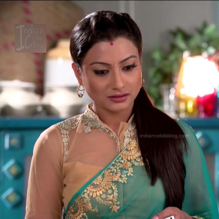 Aalika Sheikh_Hindi TV Actress TumhiHBST S1_12_Hot Sari Pics