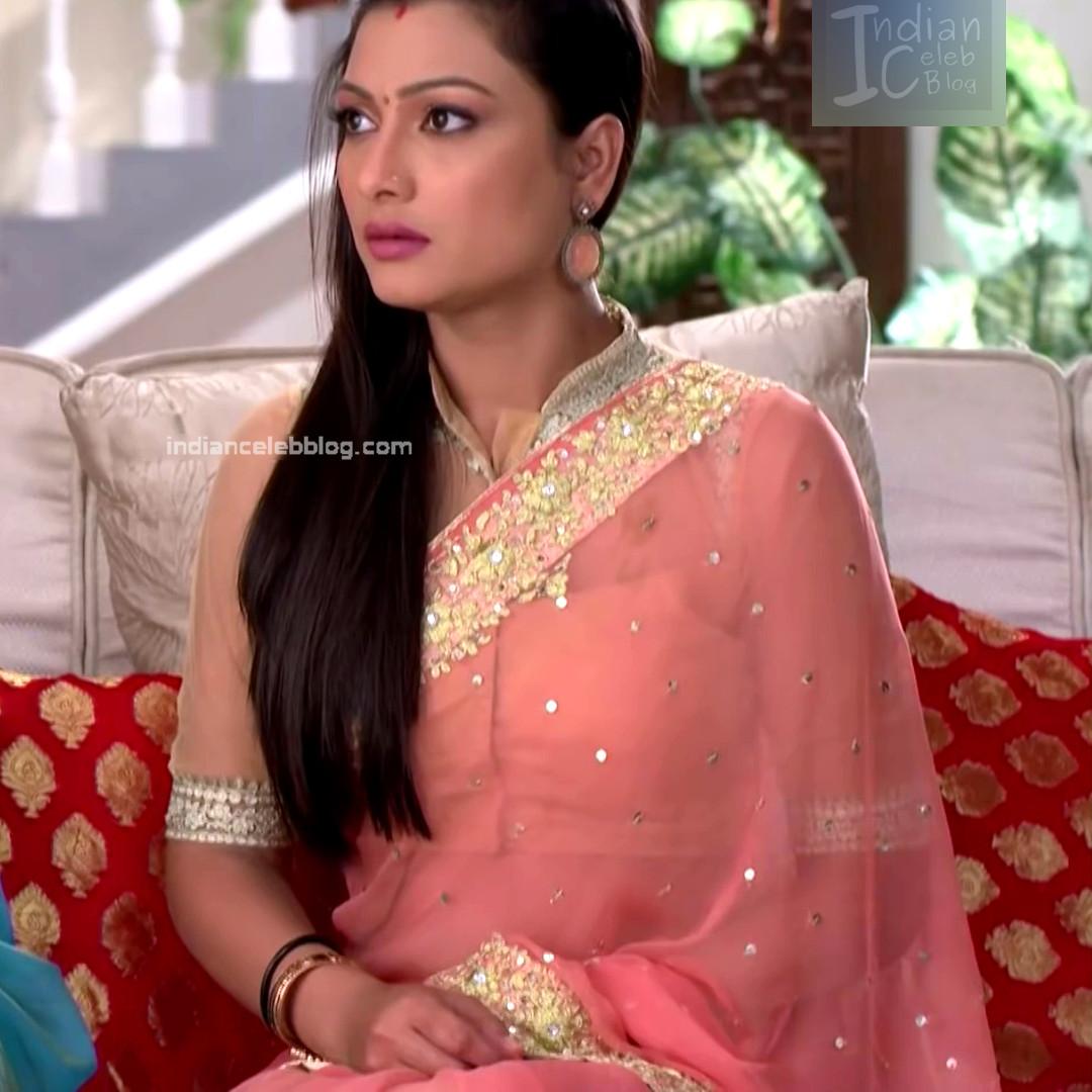 Aalika Sheikh_Hindi TV Actress TumhiHBST S1_13_Hot Sari Pics