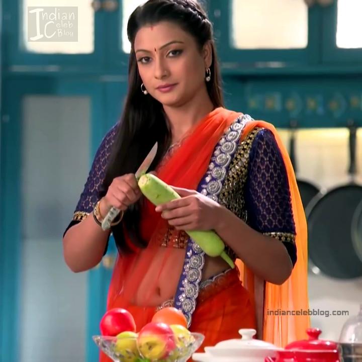 Aalika Sheikh_Hindi TV Actress TumhiHBST S1_14_Hot Sari Pics