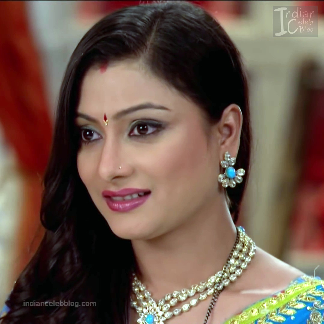 Aalika Sheikh_Hindi TV Actress TumhiHBST S1_15_Hot Sari Pics
