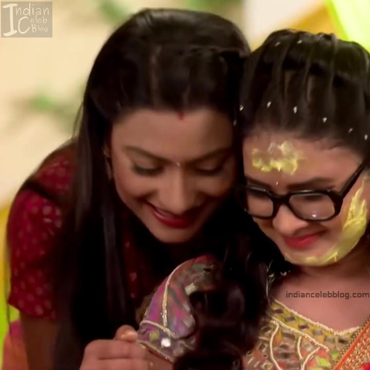 Aalika Sheikh_Hindi TV Actress TumhiHBST S1_17_Hot Sari Pics