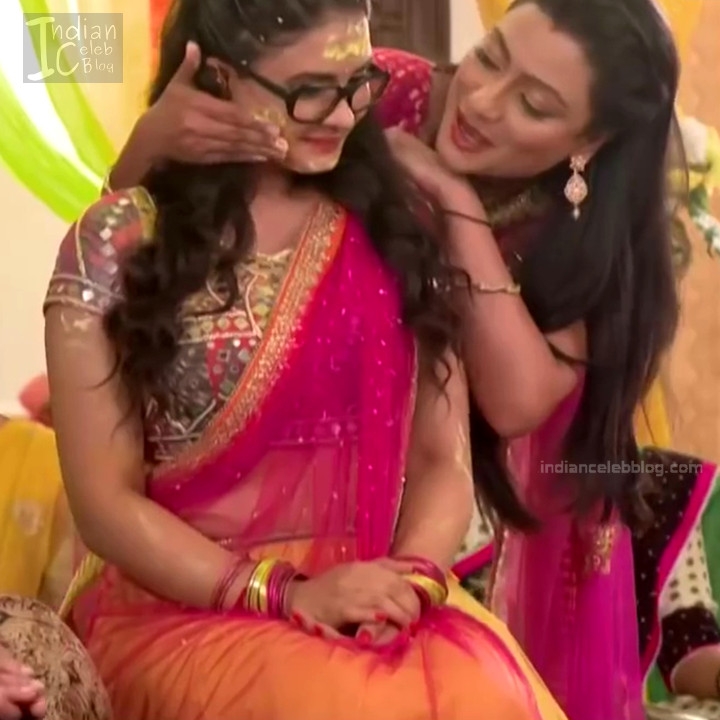 Aalika Sheikh_Hindi TV Actress TumhiHBST S1_19_Hot Sari Pics