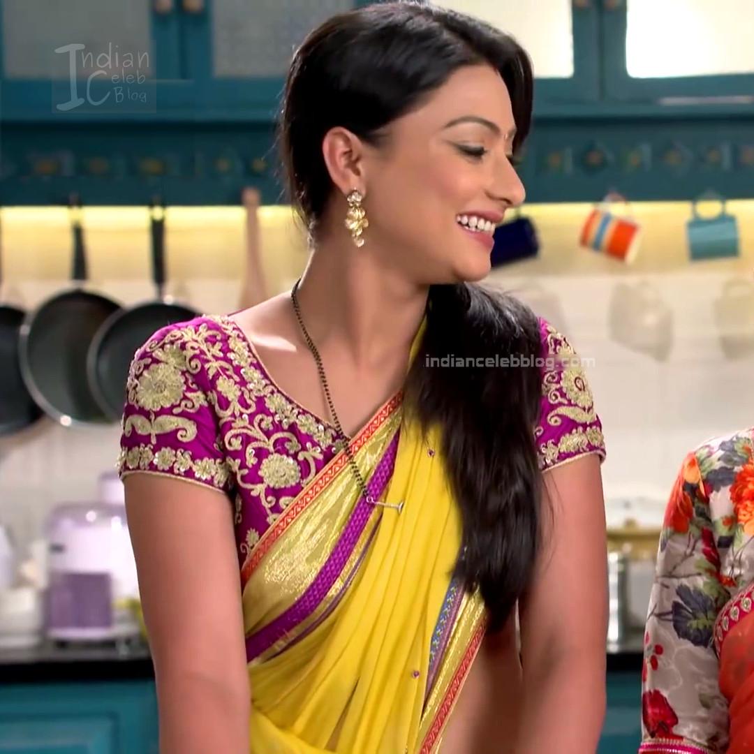 Aalika Sheikh_Hindi TV Actress TumhiHBST S1_20_Hot Sari Pics