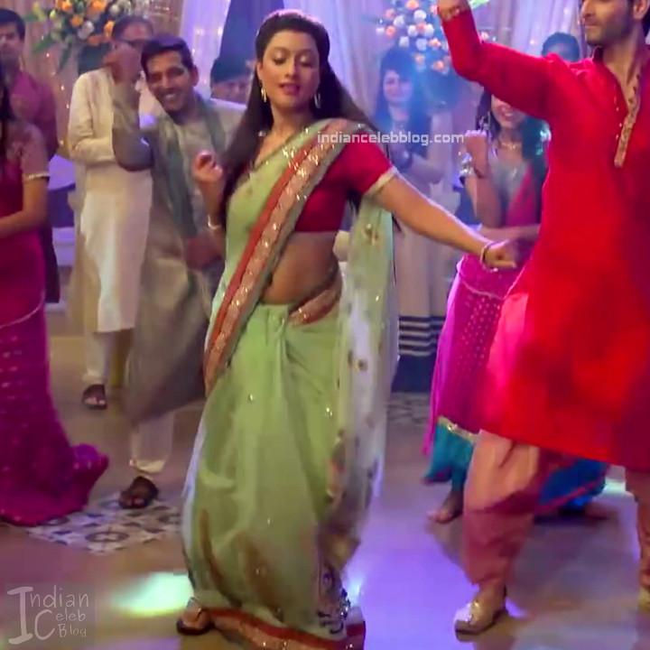Aalika Sheikh_Hindi TV Actress TumhiHBST S1_22_Hot Sari Pics