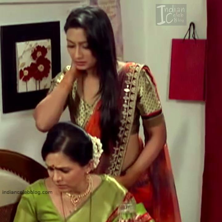 Aalika Sheikh_Hindi TV Actress TumhiHBST S1_23_Hot Sari Pics