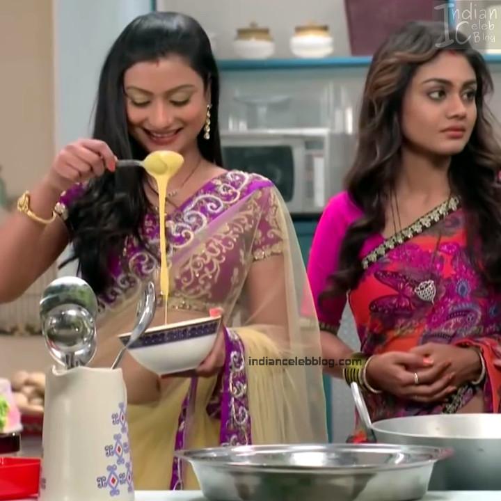 Aalika Sheikh_Hindi TV Actress TumhiHBST S1_3_Hot Sari Pics