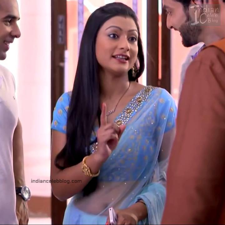 Aalika Sheikh_Hindi TV Actress TumhiHBST S1_5_Hot Sari Pics