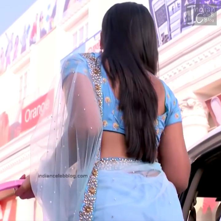 Aalika Sheikh_Hindi TV Actress TumhiHBST S1_6_Hot Sari Pics