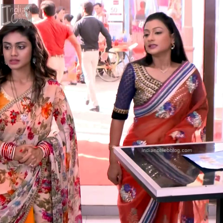 Aalika Sheikh_Hindi TV Actress TumhiHBST S1_8_Hot Sari Pics