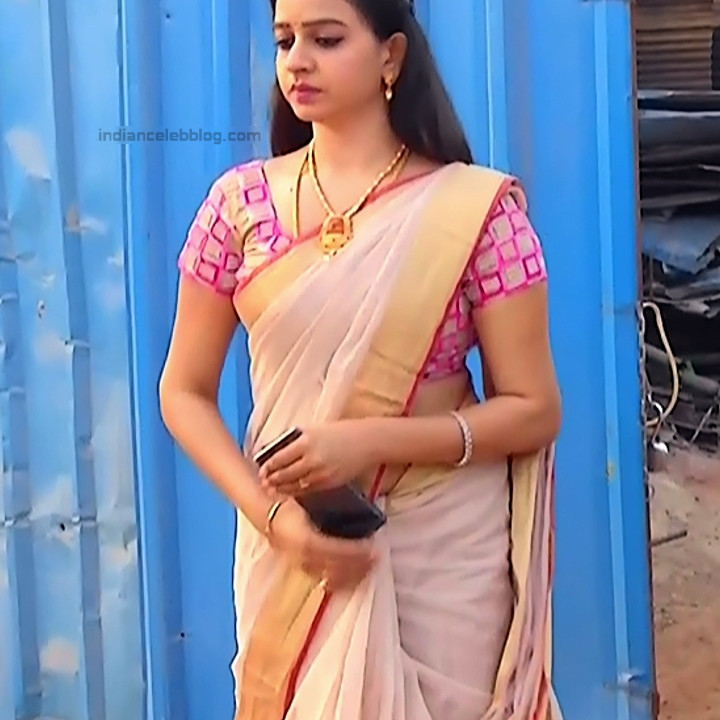 Divya_Tamil TV Actress SMG-S2_2_Saree photo