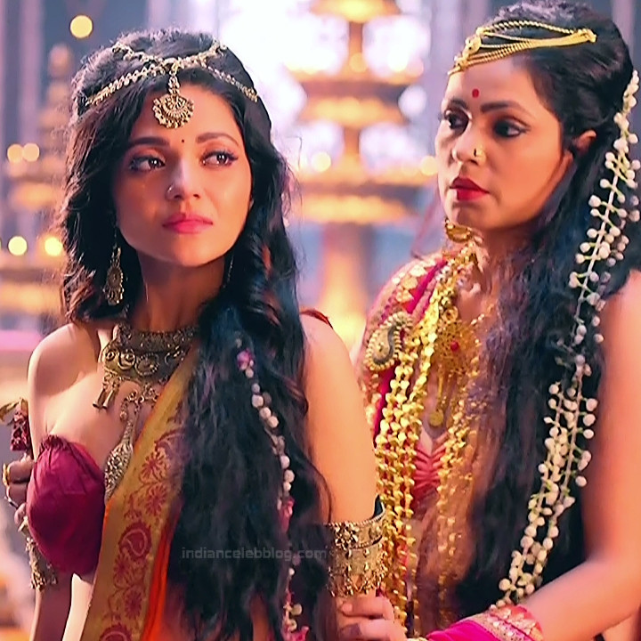 Divyangana Jain_Hindi TV Actress PrithviVS1_16_Hot serial caps