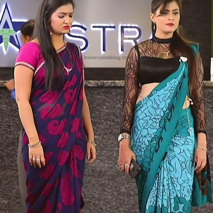 Kannada TV Actress Gallery 2_1_Hot saree pics