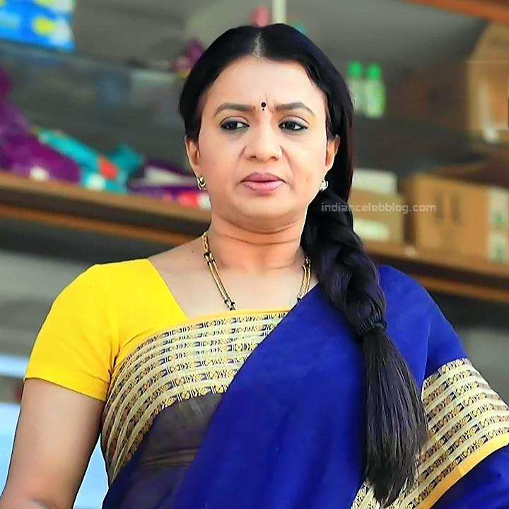 Kannada TV Actress_Comp 1 Mature_2_Hot Saree photos