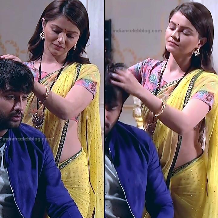 Rubina Dilaik_Hindi TV ShaktiA-S4_5_Hot Sari image